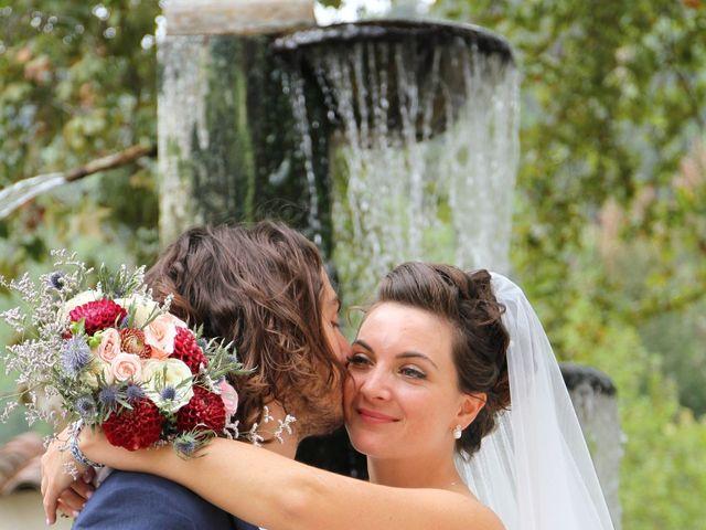 Le mariage de Sylvain et Olivia à Gréoux-les-Bains, Alpes-de-Haute-Provence 9