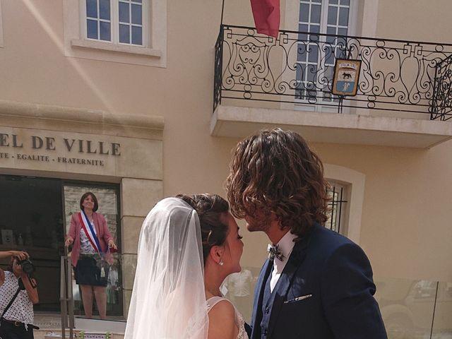 Le mariage de Sylvain et Olivia à Gréoux-les-Bains, Alpes-de-Haute-Provence 16