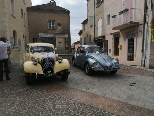 Le mariage de Sylvain et Olivia à Gréoux-les-Bains, Alpes-de-Haute-Provence 18