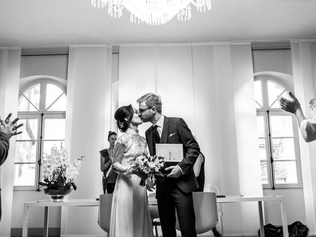 Le mariage de Fabien et Trang à Avignon, Vaucluse 6