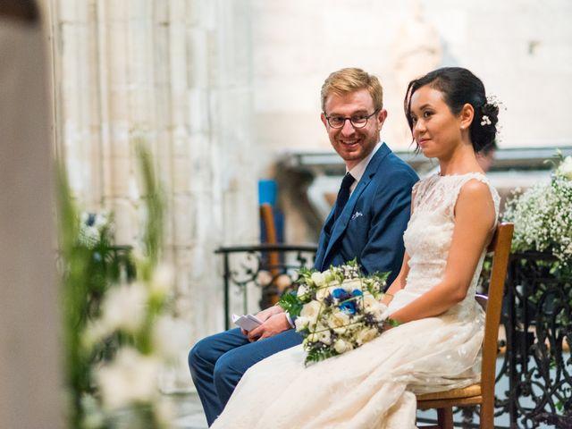 Le mariage de Fabien et Trang à Avignon, Vaucluse 8