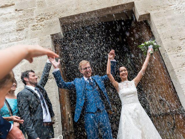 Le mariage de Fabien et Trang à Avignon, Vaucluse 13