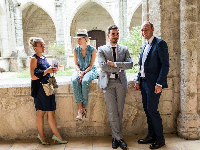 Le mariage de Fabien et Trang à Avignon, Vaucluse 14