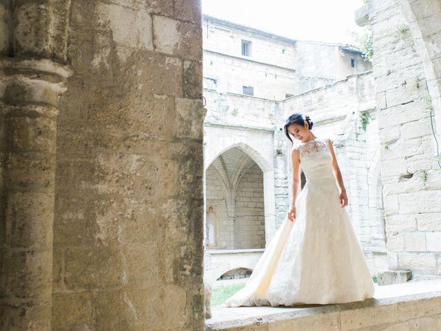 Le mariage de Fabien et Trang à Avignon, Vaucluse 15