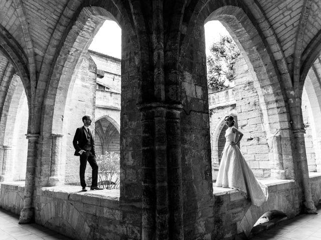 Le mariage de Trang et Fabien