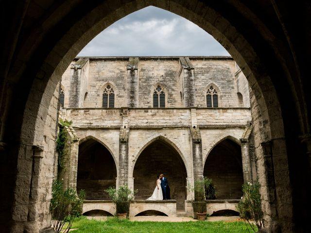 Le mariage de Fabien et Trang à Avignon, Vaucluse 16