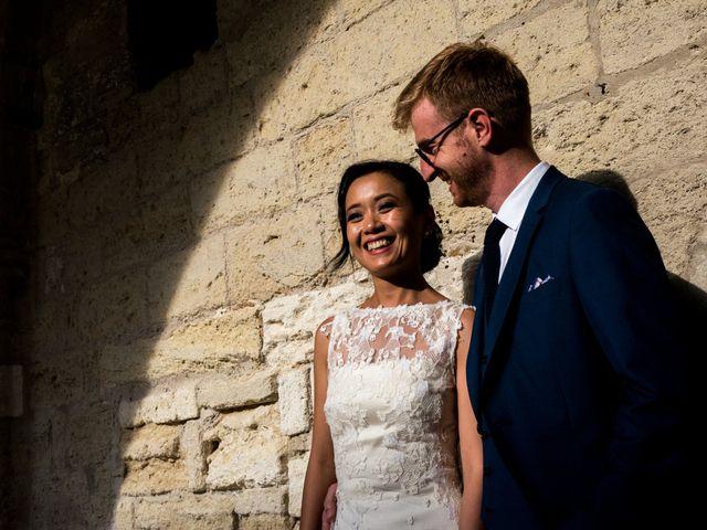 Le mariage de Fabien et Trang à Avignon, Vaucluse 17