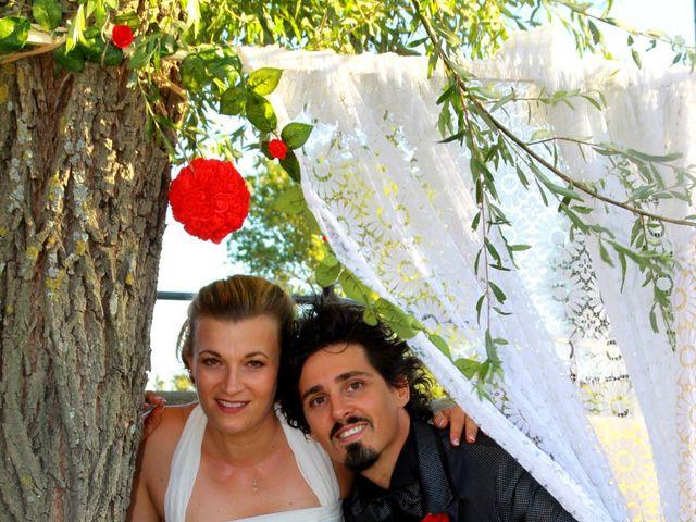 Le mariage de David et Laety à Istres, Bouches-du-Rhône 9