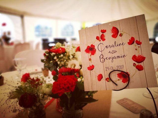 Le mariage de Benjamin et Coraline à Saint-Fons, Rhône 17
