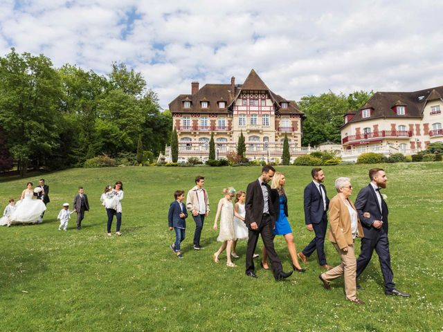 Le mariage de Jérôme et Alex à Chantilly, Oise 14