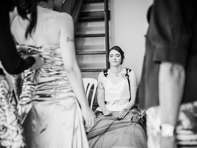 Le mariage de Olivier et Eva à Vignieu, Isère 7