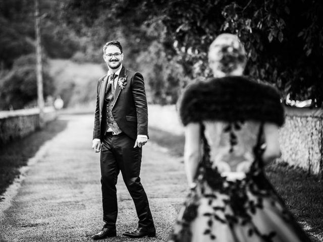 Le mariage de Olivier et Eva à Vignieu, Isère 14