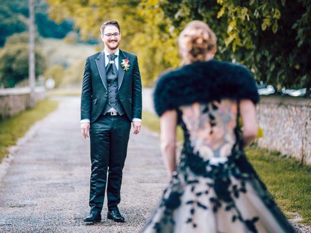 Le mariage de Olivier et Eva à Vignieu, Isère 15