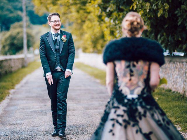 Le mariage de Olivier et Eva à Vignieu, Isère 16