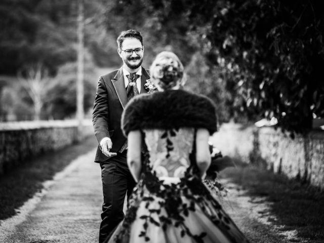 Le mariage de Olivier et Eva à Vignieu, Isère 17
