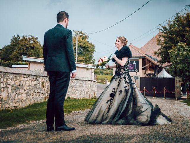 Le mariage de Olivier et Eva à Vignieu, Isère 18