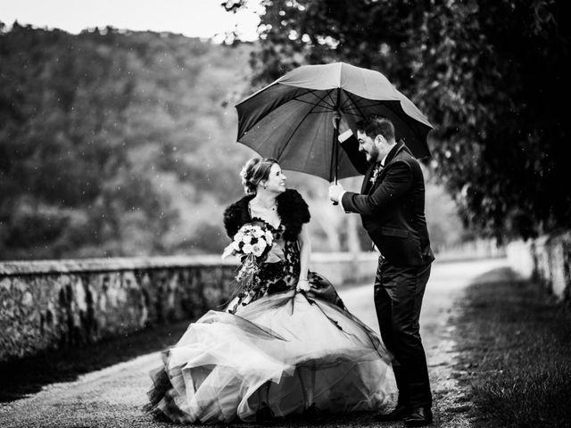 Le mariage de Olivier et Eva à Vignieu, Isère 21
