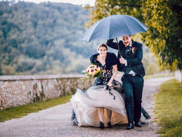 Le mariage de Olivier et Eva à Vignieu, Isère 22