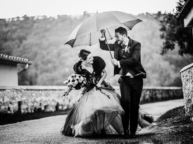 Le mariage de Olivier et Eva à Vignieu, Isère 23