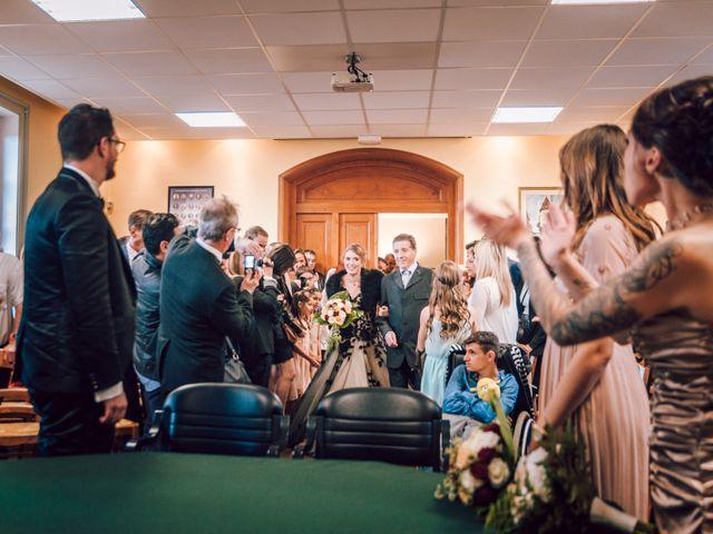 Le mariage de Olivier et Eva à Vignieu, Isère 25