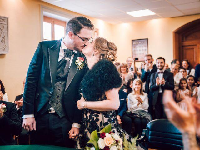 Le mariage de Olivier et Eva à Vignieu, Isère 29