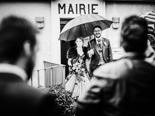 Le mariage de Olivier et Eva à Vignieu, Isère 31
