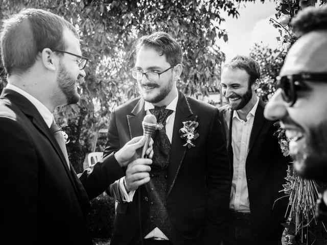 Le mariage de Olivier et Eva à Vignieu, Isère 33