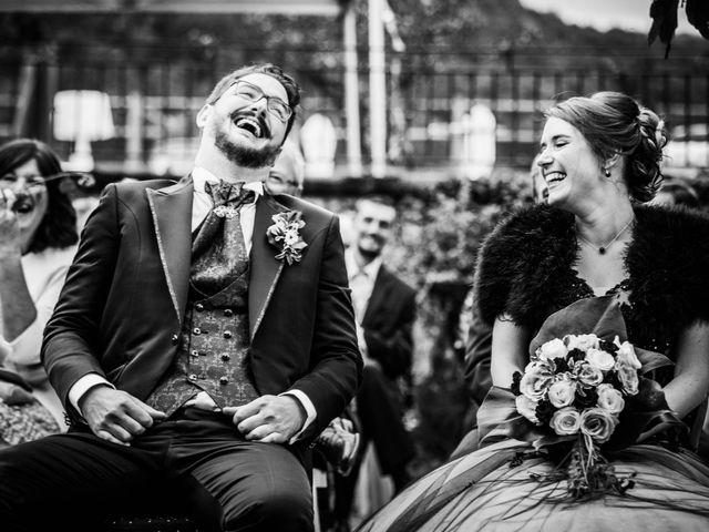 Le mariage de Olivier et Eva à Vignieu, Isère 37