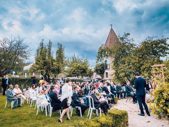 Le mariage de Olivier et Eva à Vignieu, Isère 39