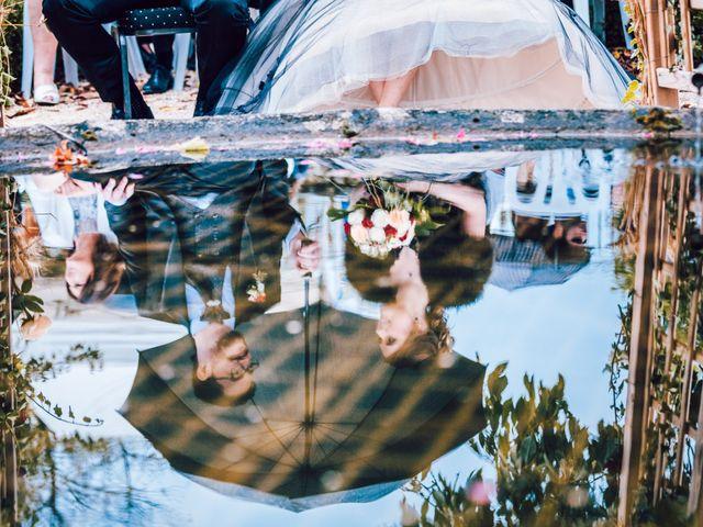 Le mariage de Olivier et Eva à Vignieu, Isère 41
