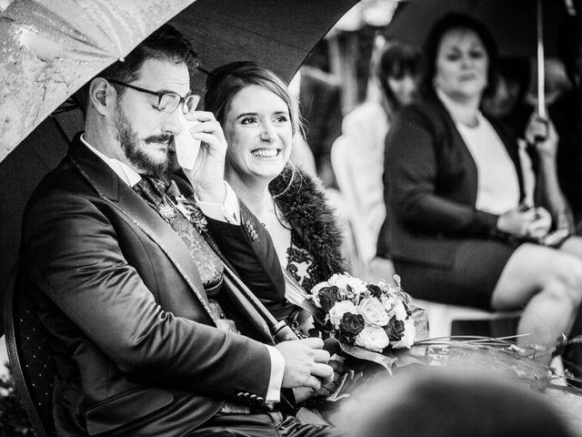 Le mariage de Olivier et Eva à Vignieu, Isère 43