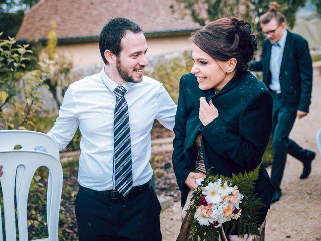 Le mariage de Olivier et Eva à Vignieu, Isère 45