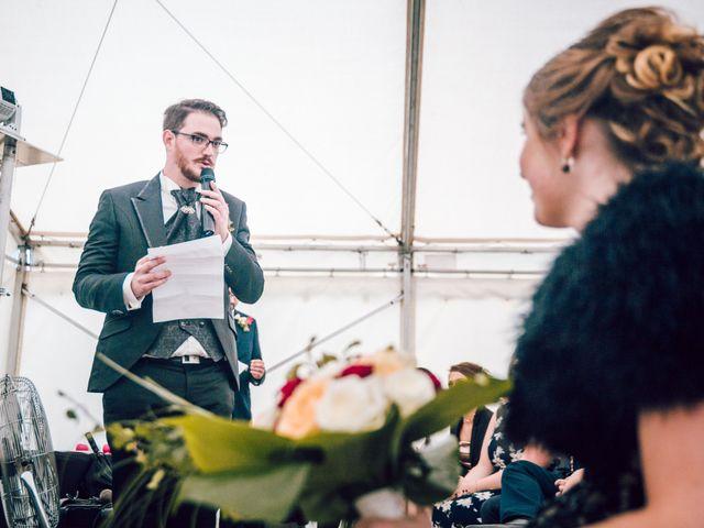 Le mariage de Olivier et Eva à Vignieu, Isère 48