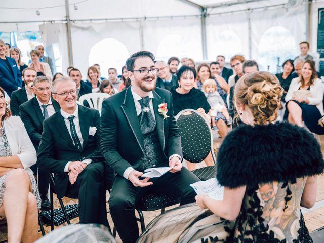 Le mariage de Olivier et Eva à Vignieu, Isère 50