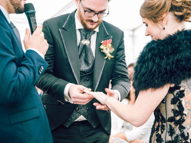 Le mariage de Olivier et Eva à Vignieu, Isère 52