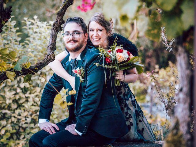 Le mariage de Eva et Olivier