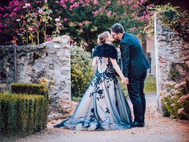 Le mariage de Olivier et Eva à Vignieu, Isère 71