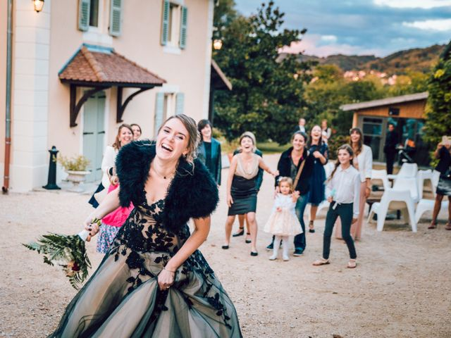 Le mariage de Olivier et Eva à Vignieu, Isère 76