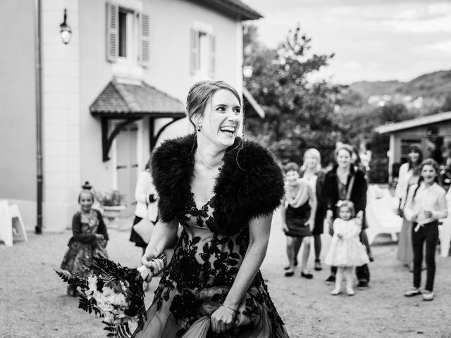 Le mariage de Olivier et Eva à Vignieu, Isère 77