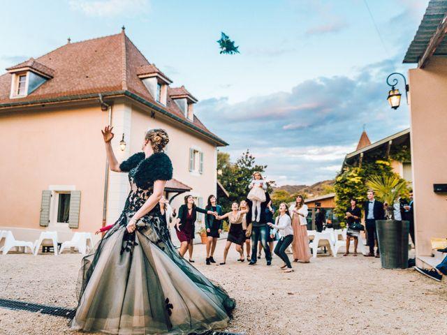 Le mariage de Olivier et Eva à Vignieu, Isère 78