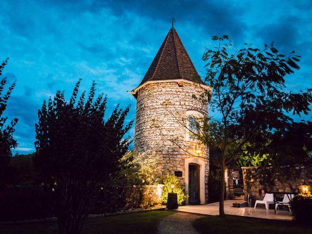 Le mariage de Olivier et Eva à Vignieu, Isère 82