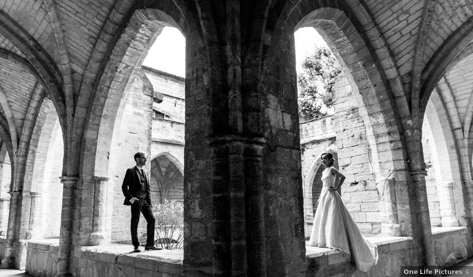 Le mariage de Fabien et Trang à Avignon, Vaucluse
