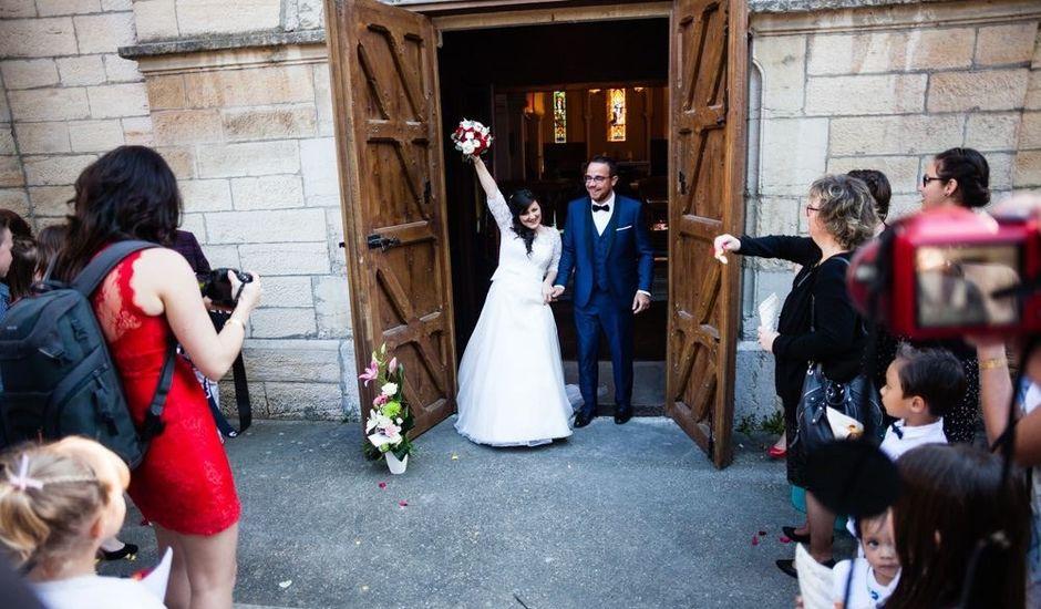 Le mariage de Benjamin et Coraline à Saint-Fons, Rhône