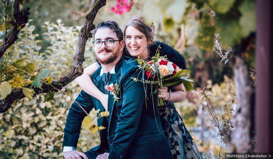 Le mariage de Olivier et Eva à Vignieu, Isère