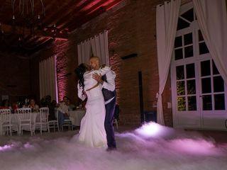 Le mariage de Gina et Jean-Michel