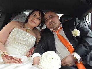 Le mariage de Laëtitia et Bachir