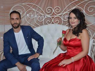 Le mariage de Mounia et Kamel