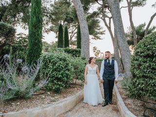 Le mariage de Manon  et Julien 1