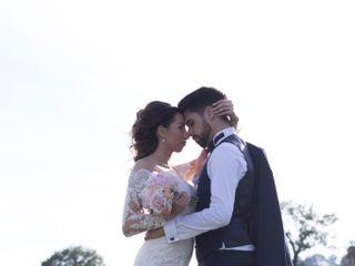 Le mariage de Laurène et Léandry