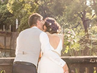 Le mariage de Mel et Matt